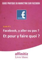 Une collection de guides pratiques du Marketing sur Facebook, disponible dés maintenant et gratuitement !