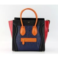 Sac Celine Luaggage Noir / Bleu / Rouge / Orange
